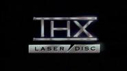 THX Broadway Laserdisc