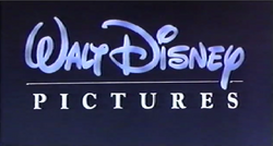 WALT DISNEY PICTURES 1988 LOGO
