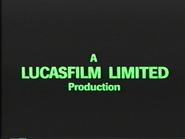 Lucasfilm Ltd. Return of the Jedi
