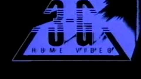 3-G Home Video logo