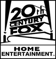 20th Century-Fox Home Entertainment 1995 international print logo