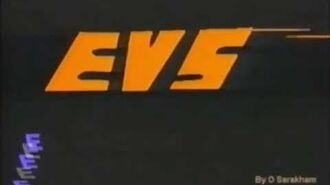 VHS Companies from the 80's -556 EVS ENTERTAINMENT VIDEO