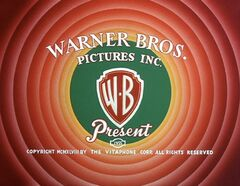 Warner Bros. MM 1956