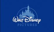 Walt Disney Pictures 1990 logo