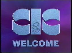 CIC VIDEO 1997-1999 LOGO