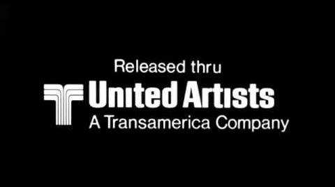"UA Transamerica T '75- ""Released Thru United Artists"" trailer variant"