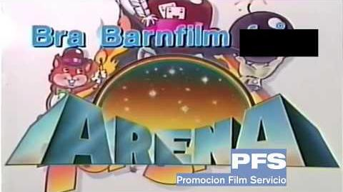 Arena Video logo (1988)