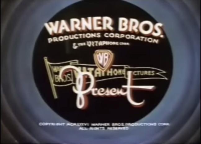 Warner Bros Classic Animationhistory Closing Logo Group Wikia