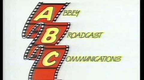 Abbey Broadcast Communications 1990s logo