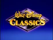 Walt Disney Classics 1988 Laserdisc