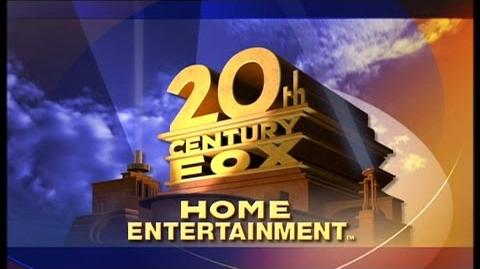 20th Century Fox Home Entertainment Logo (2000-2009)