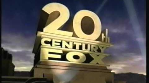 20th Century Fox Home Entertainment 1995-1999 Logo