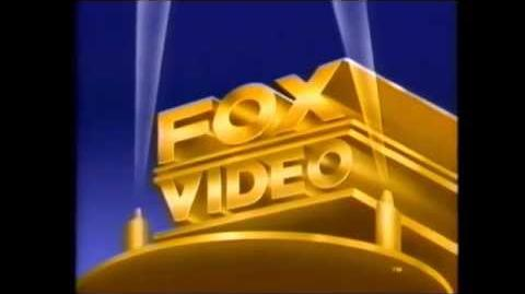20th Century Fox Home Entertainment Logo History (1982-2014)