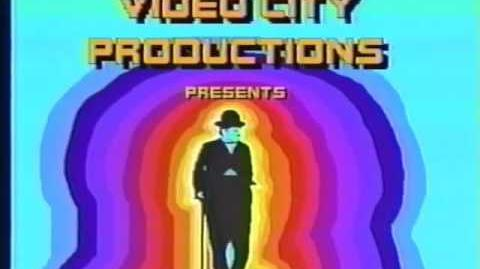 Video City Productions logo (1980's) EXTREMELY RARE VARIANT