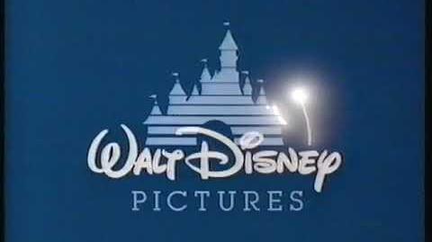Walt Disney Pictures (1990) Logo