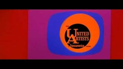 """UA Ovoid- different variant, from """"You Only Live Twice"""" (1968)"""