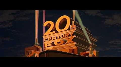 20th Century Fox (Early version, without CinemaScope credit)