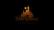 Walt Disney Pictures 2000 Flashlight Logo