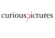 Curious pictures inc logo 2 without inc