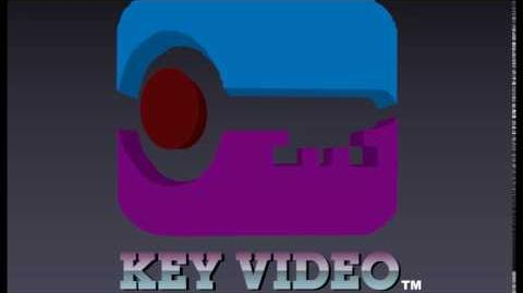 Key Video logo (1984)