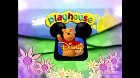 Shadow Projects Playhouse Disney