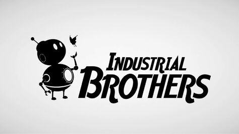 Industrial Brothers Logo (2009).001
