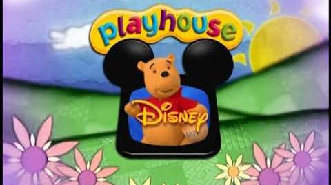 Shadow Projects Playhouse Disney Channel (2002)