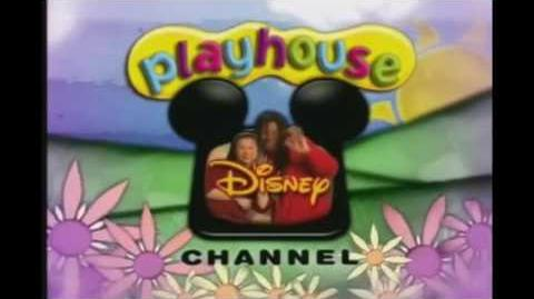 Some playhouse disney logos