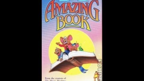 Opening To The Amazing Book 1989 VHS