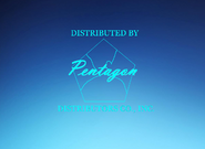 Pentagon Distributors Co , Inc 1956-1971 Logo