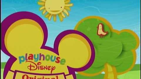 Baker Coogan Productions Spiffy Pictures Playhouse Disney Original (2007)