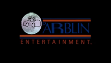Classic darblin entertainment logo