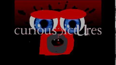Curious Pictures Robot Logo (Geo's World Version)