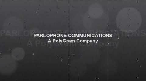 Parlophone Communications - A PolyGram Company Logo