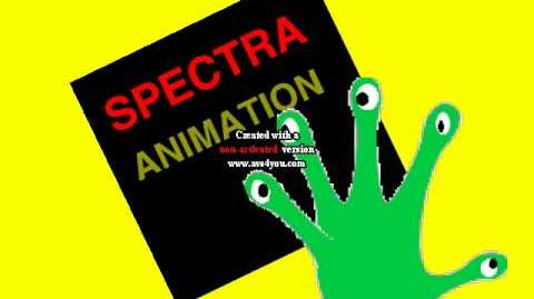 Spectra animation logo