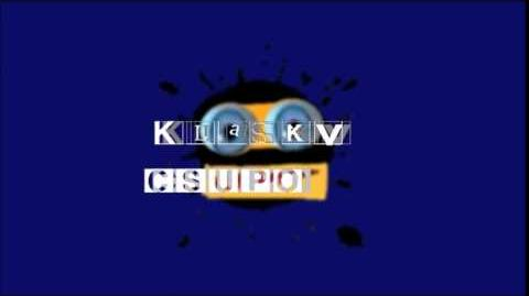 Klasky Csupo Remake Alternate Variant Logo