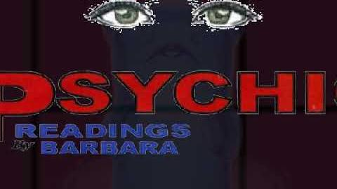 Psychic Reading By Babara 1998 REFIXED