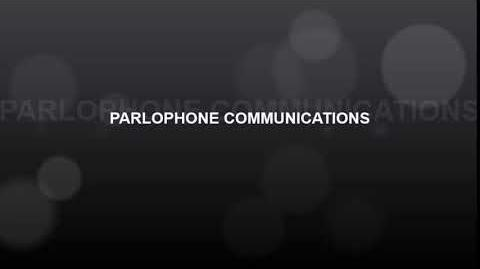 Parlophone Communications Logo (2000-2007)