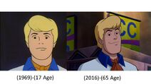 Scooby doo 2017 fred age