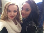 DOVE CAMERONN and kiersey