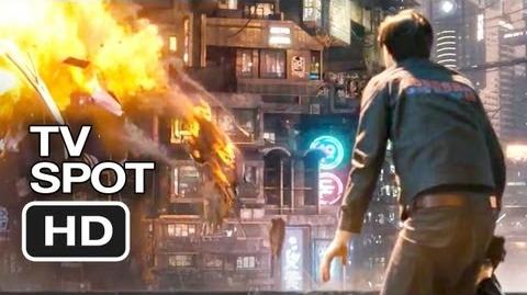 Cloud Atlas TV Spot 1 (2012) - Tom Hanks, Halle Berry, Wachowski Movie HD
