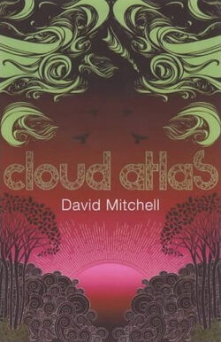 Cloud Atlas Novel First Edition Cover