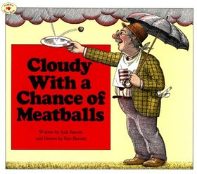 Cloudy with a Chance of Meatballs (book)