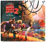 The Art of Cloudy with a Chance of Meatballs 2