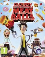 Cloudy with a Chance of Meatballs Video Game