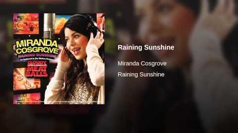 Raining Sunshine