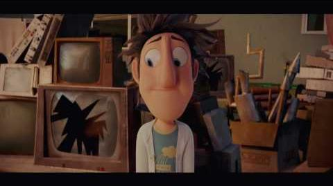 Cloudy With a Chance of Meatballs - Trailer 2