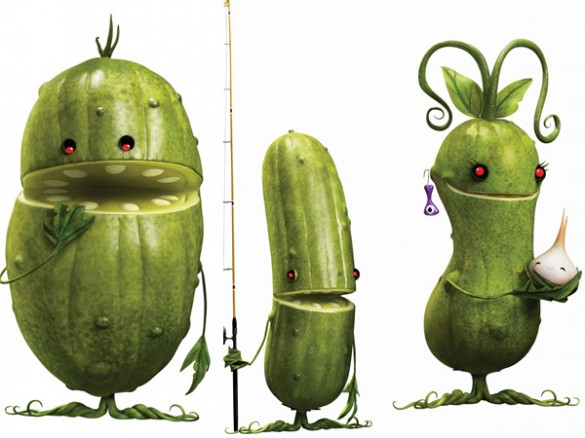 pickle | cloudy with a chance of meatballs wiki | fandom powered
