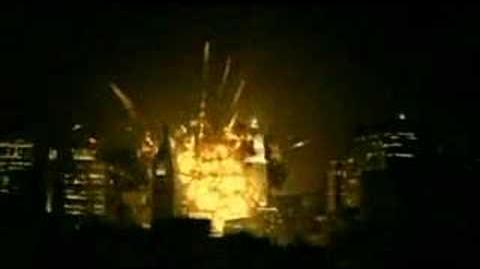 Cloverfield TV Commercial 3 - Teaser