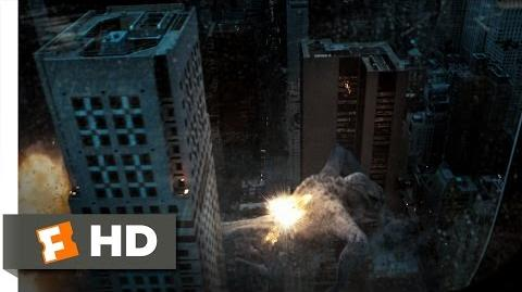 Cloverfield (7 9) Movie CLIP - Bombing the Creature (2008) HD